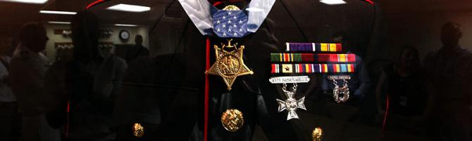 TFH 4/14: Corporal Jason L. Dunham, USMC