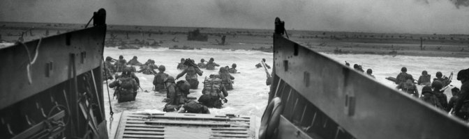 TFH Live, June 9th: A D-Day Tribute