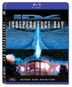 Independence Day Bluray Cover