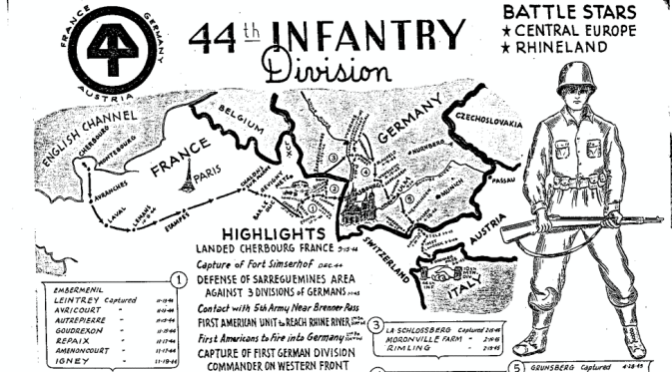 Sergeant Charles A. MacGillivary, USA (January 1, 1945)