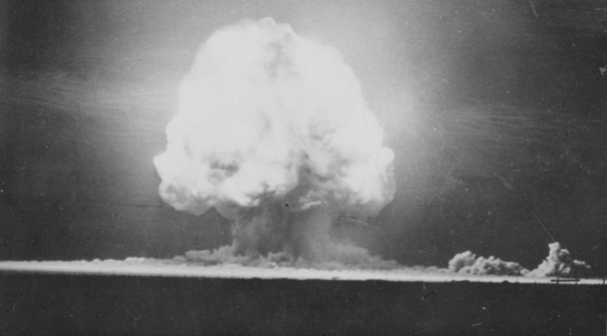 """Trinity"" – 70 Years of the Nuclear Age"